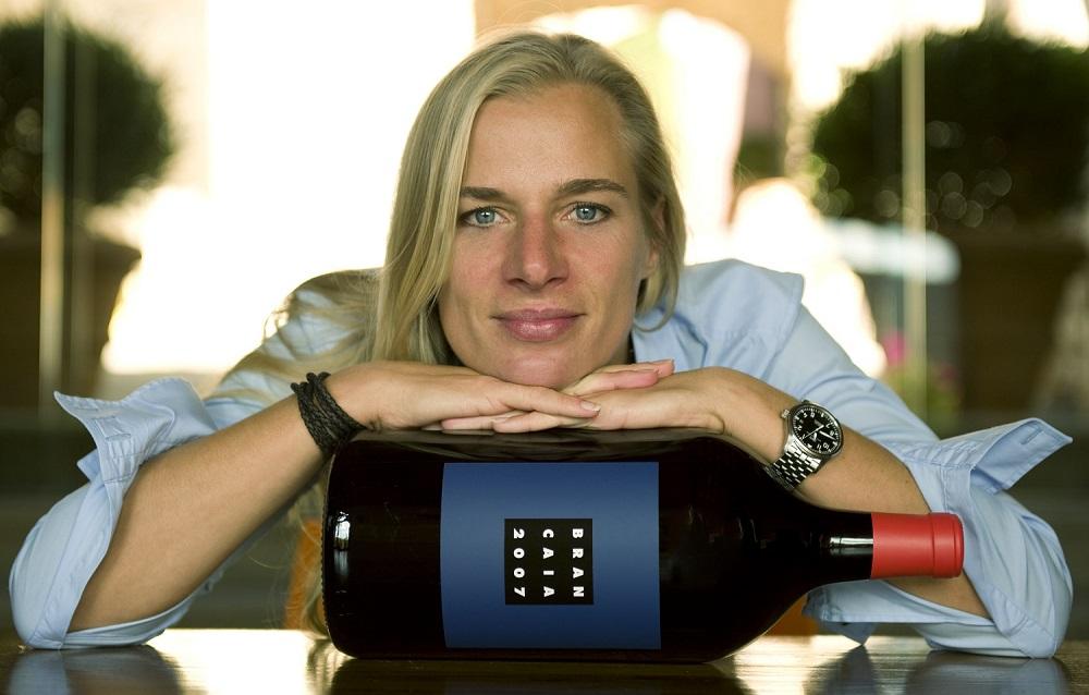 Auf einen Wein mit...Barbara Widmer, Brancaia