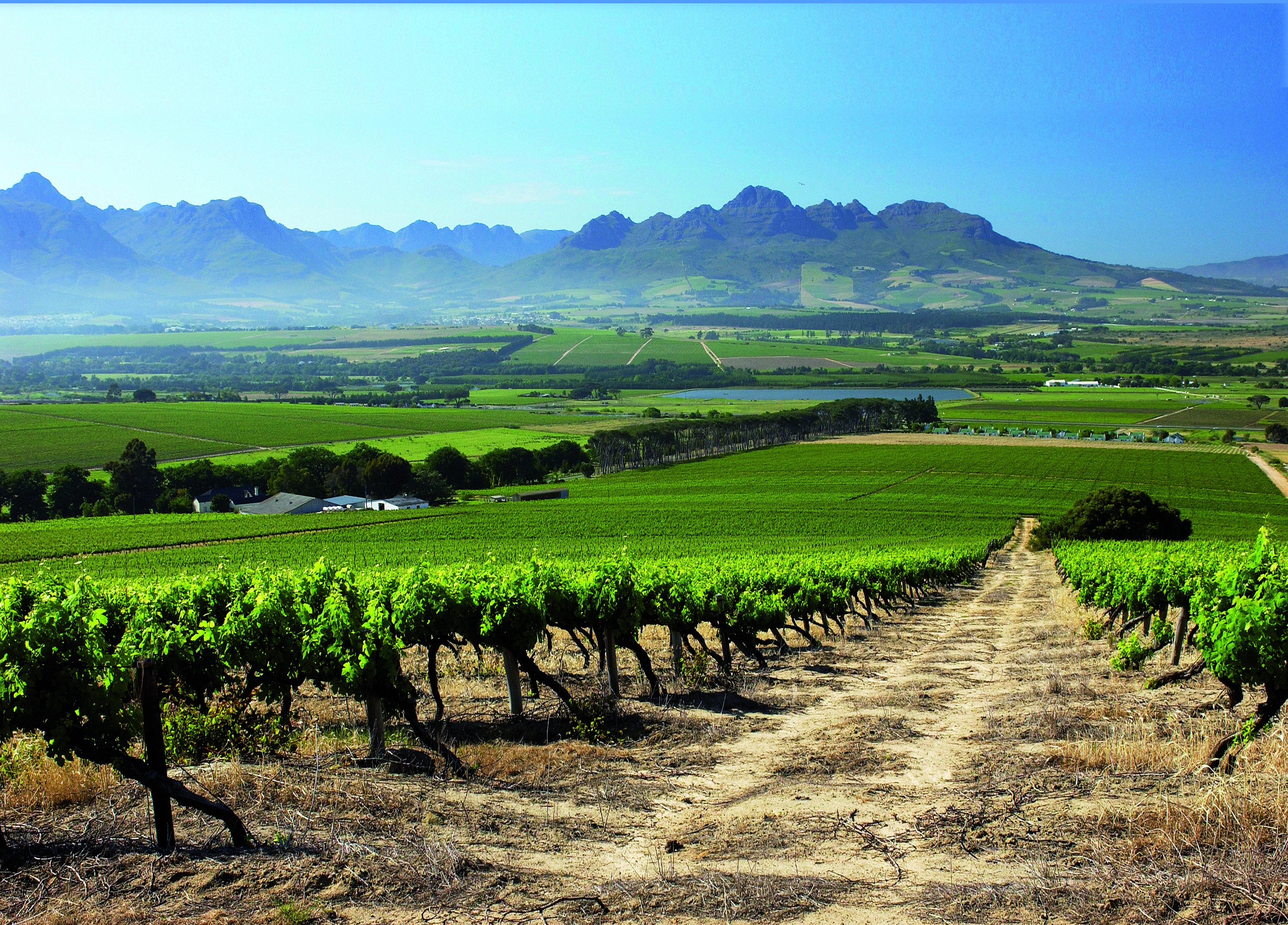 Südafrika - Eine Brücke zwischen zwei Welten