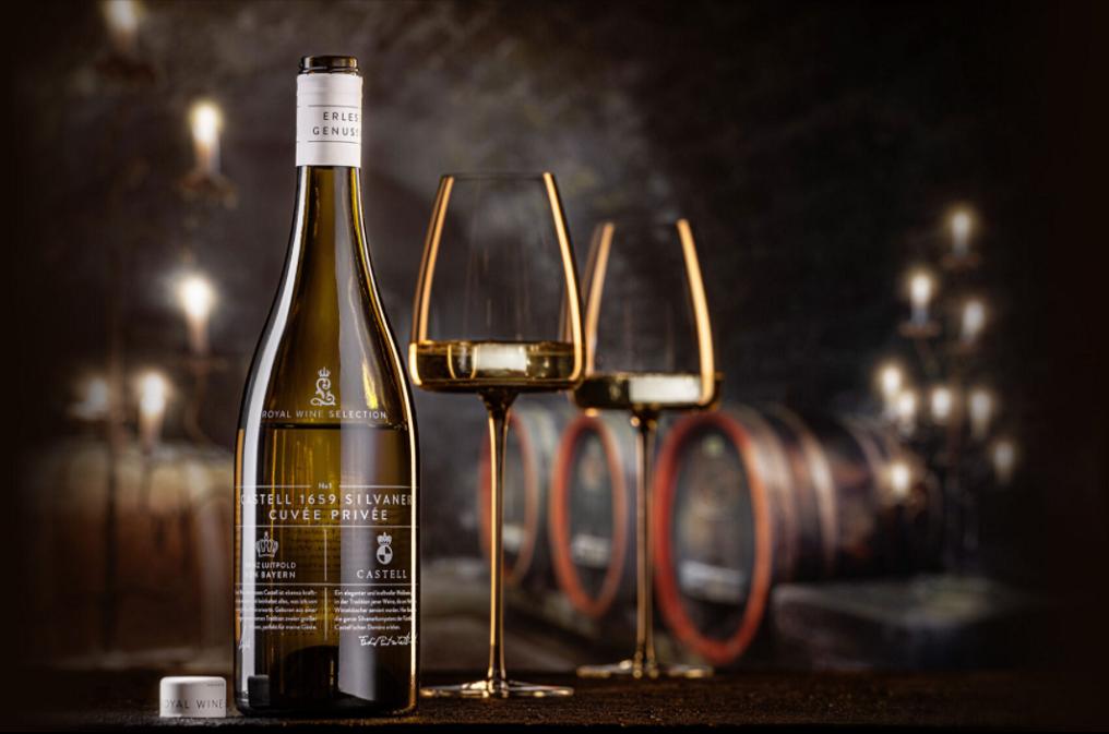Royal Wine Selection - Eine königliche Auswahl