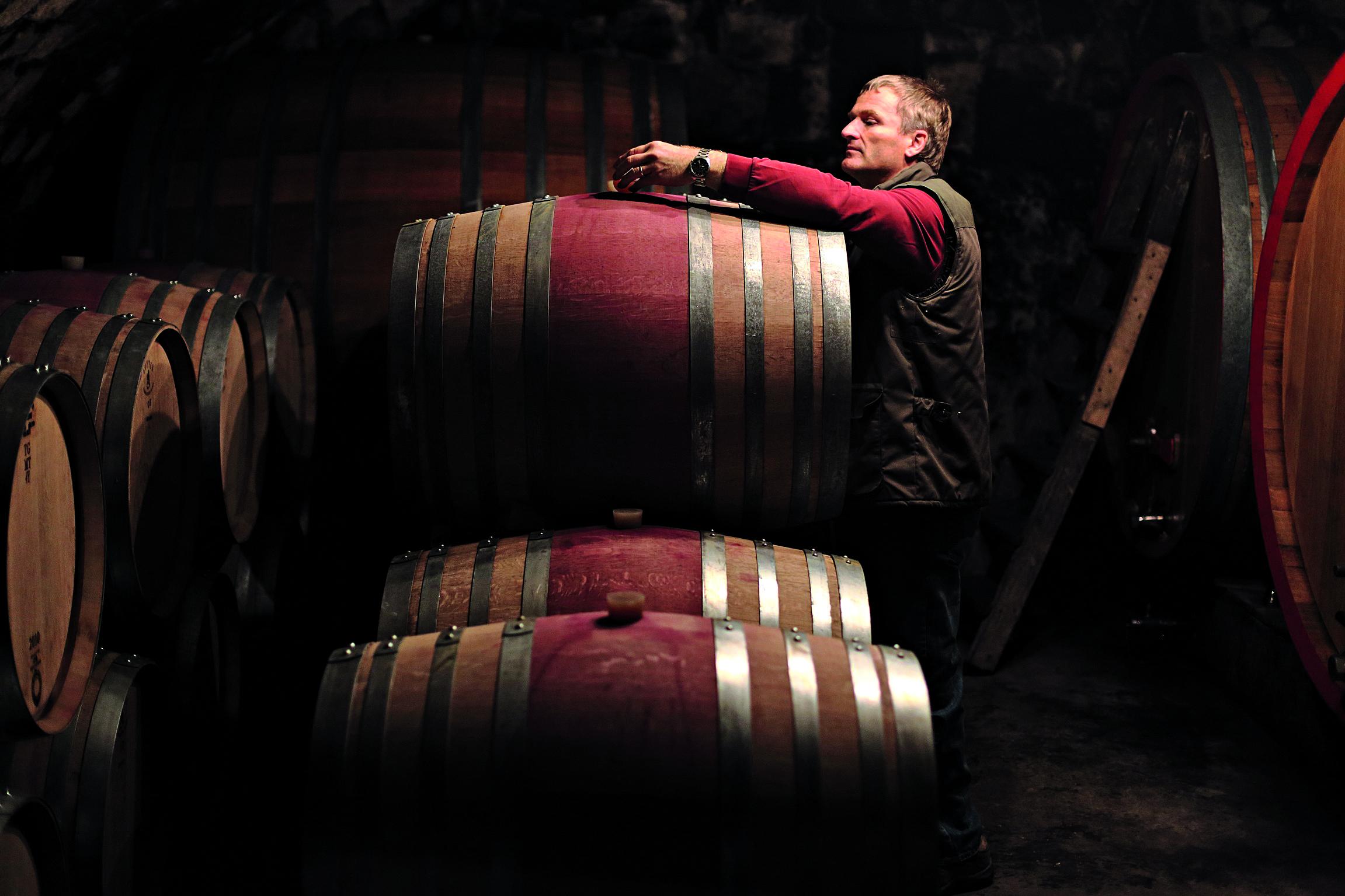 Auf einen Wein mit... Paul Achs