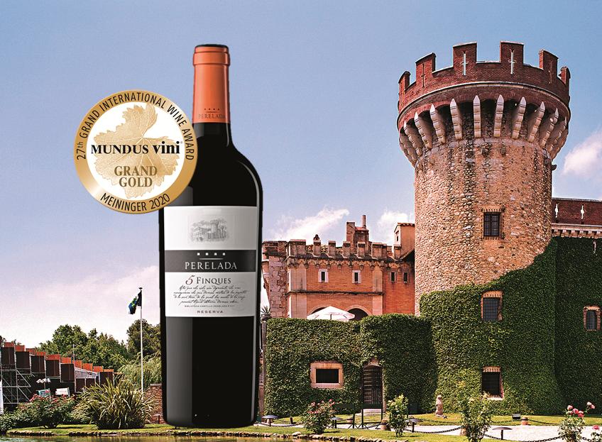 Wein des Monats Oktober - Tinto Reserva 5 Finques