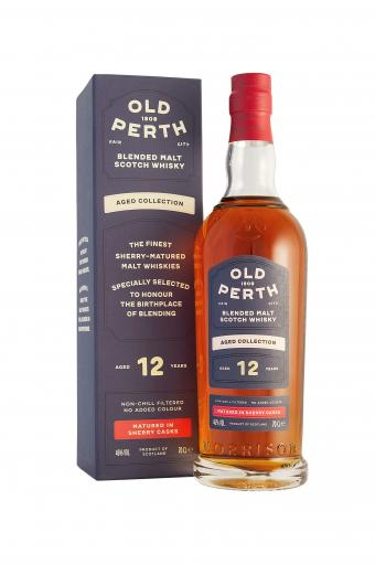 Morrison Distillers - Old Perth 12 Year old