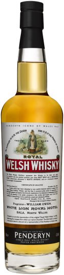 Penderyn Distillery - Royal Welsh Whisky - Icons of Wales No. 6