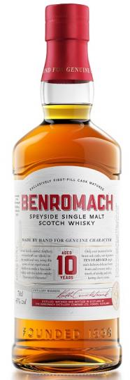 Benromach Distillery - Benromach 10 Years Old