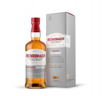 Benromach Distillery - Benromach Peat Smoke