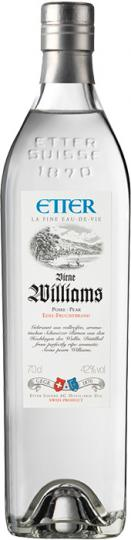 Distillerie Etter - Etter Williams