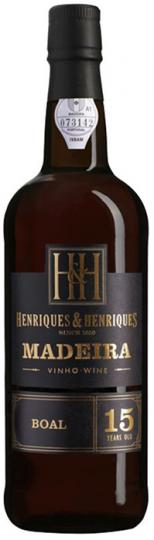 Henriques & Henriques - Bual-aged 15 years