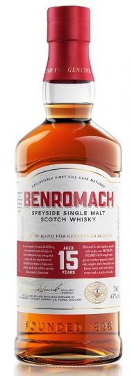 Benromach Distillery - Benromach 15 Years Old