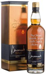 BENROMACH 15YEARS OLD, 43% vol