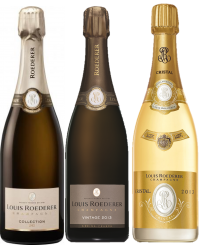 """Champagne Louis Roederer – """"Champagnergenuss Deluxe"""""""