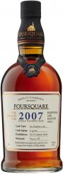 Foursquare Distillery – 2007er Foursquare Cask Strength