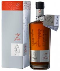 COGNAC  AGE DU FRUIT  41% vol