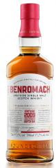Benromach Distillery – Benromach Cask Strength 2009