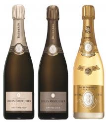 "Champagne Louis Roederer – ""Champagnergenuss Deluxe"""