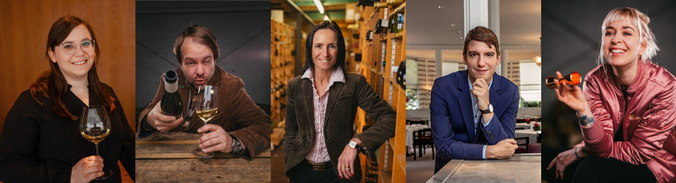 Die Weinexperten vom Bremer Weinkollegium