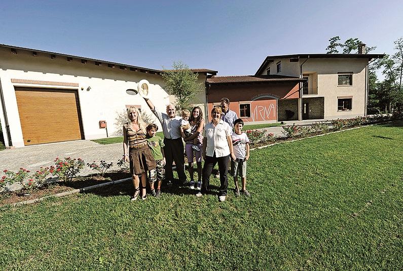 Familie Borgogno