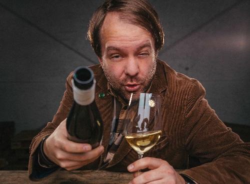 Thorsten Kiss, der Weinkreative